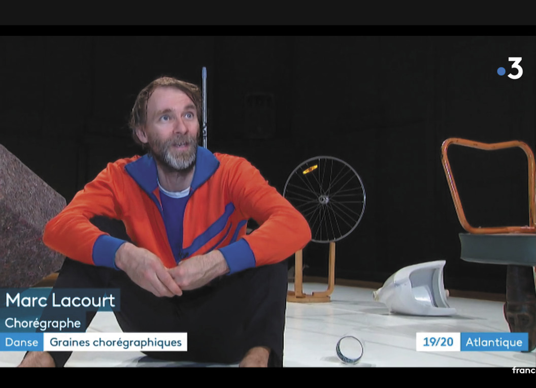 reportage marc Lacourt La serpillière de Mr Mutt La Rochelle 2020