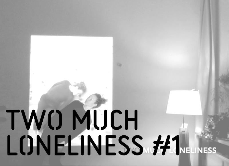two much loneliness #1 - performance de Claudia Catarzi