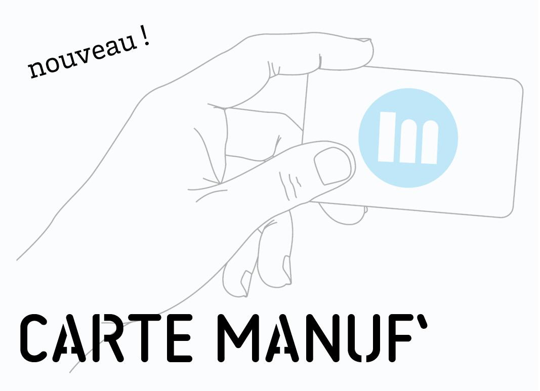 carte manuf'