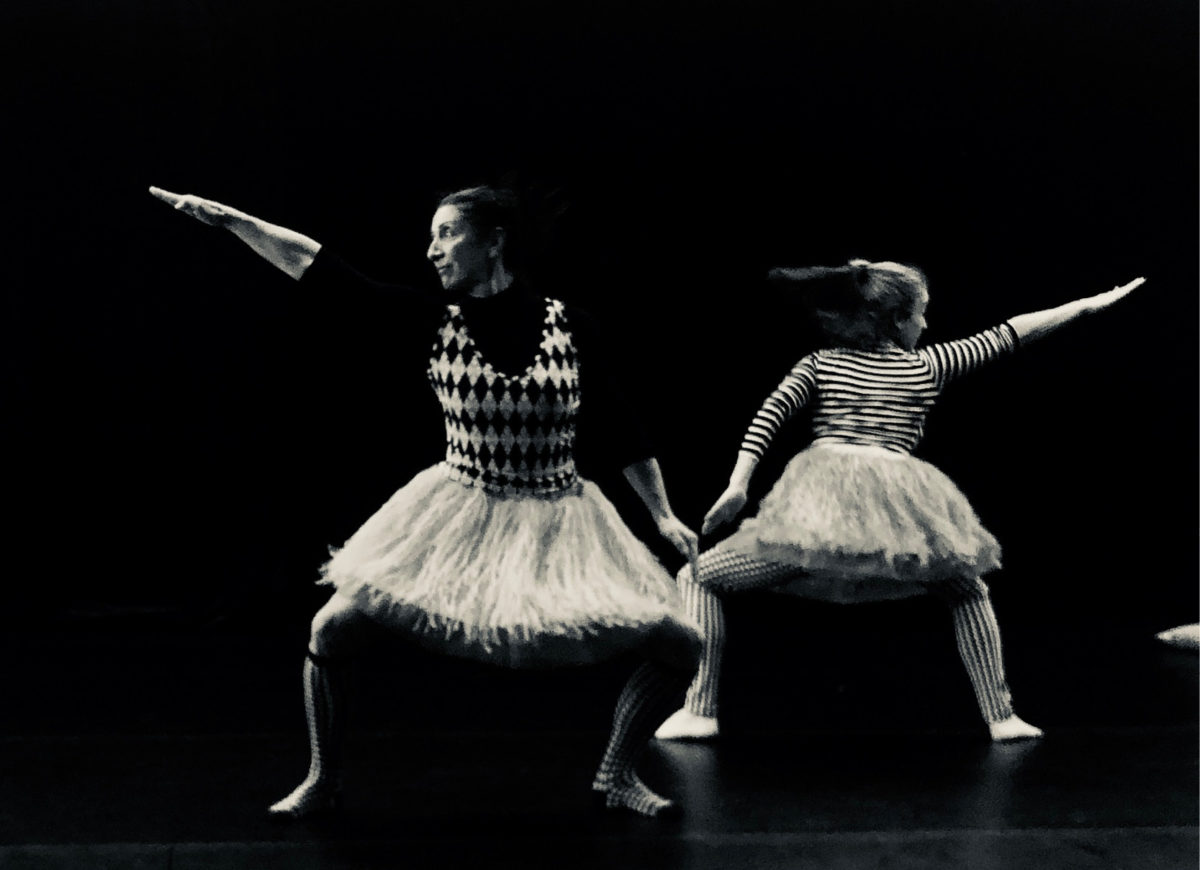 cie Entresols Un air à danser
