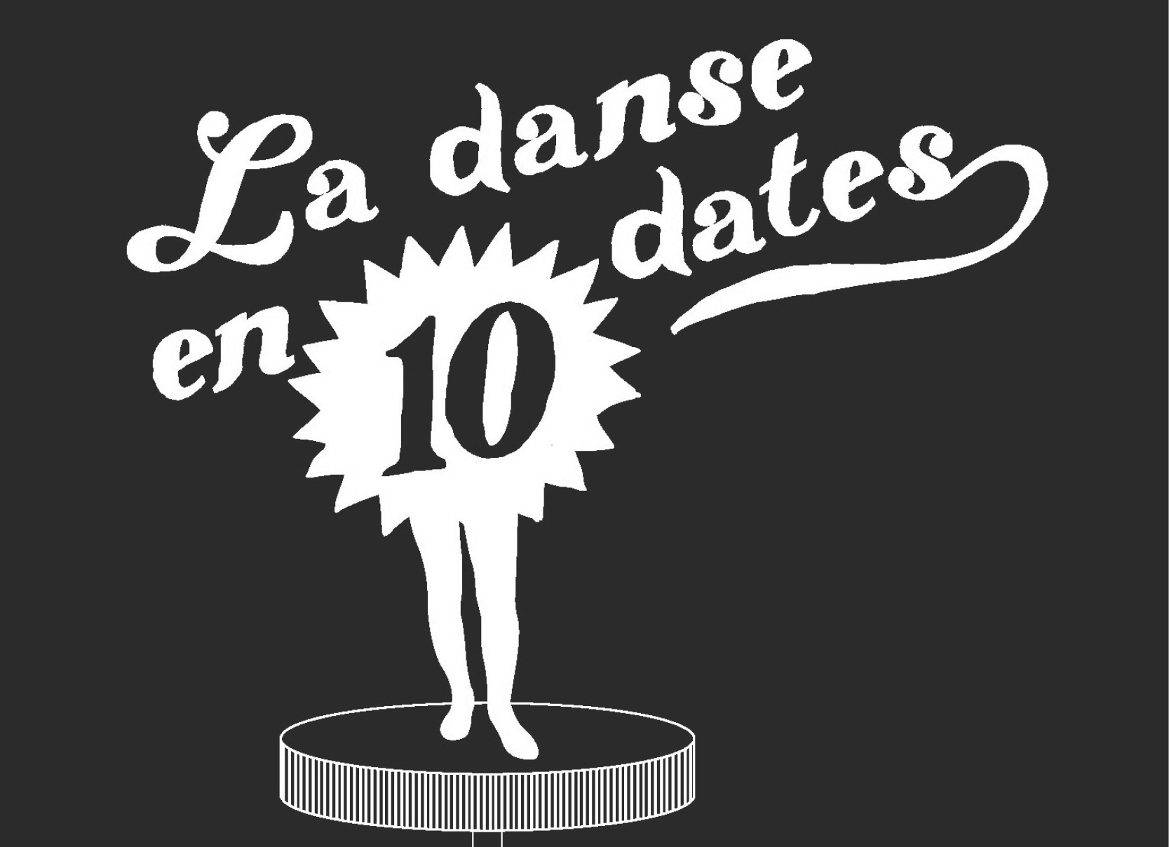 mallette la danse en 10 dates