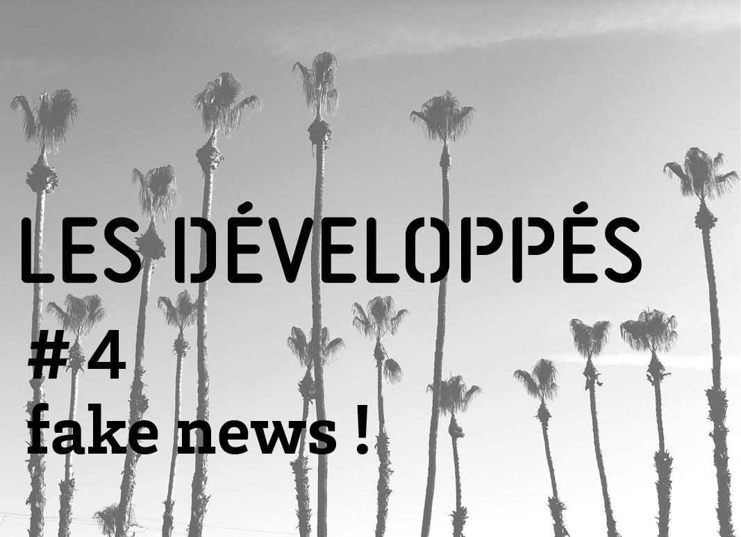 les développés - Fake News episode 4