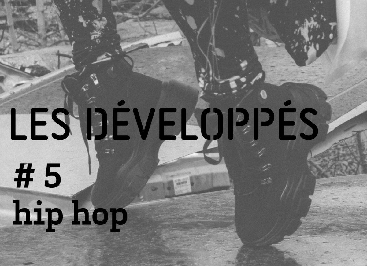 developpés 5 cindy campbelle la frangine du hip hop