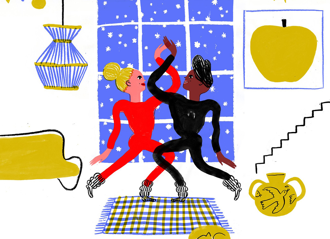 #danseandwellbeing 18 decembre