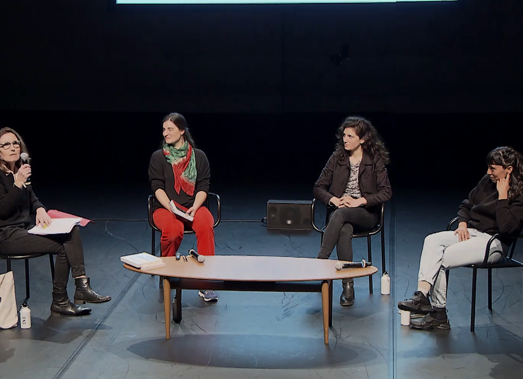 Les femmes: représentations et trajectoires dans la danse, Canal en ligne / CND