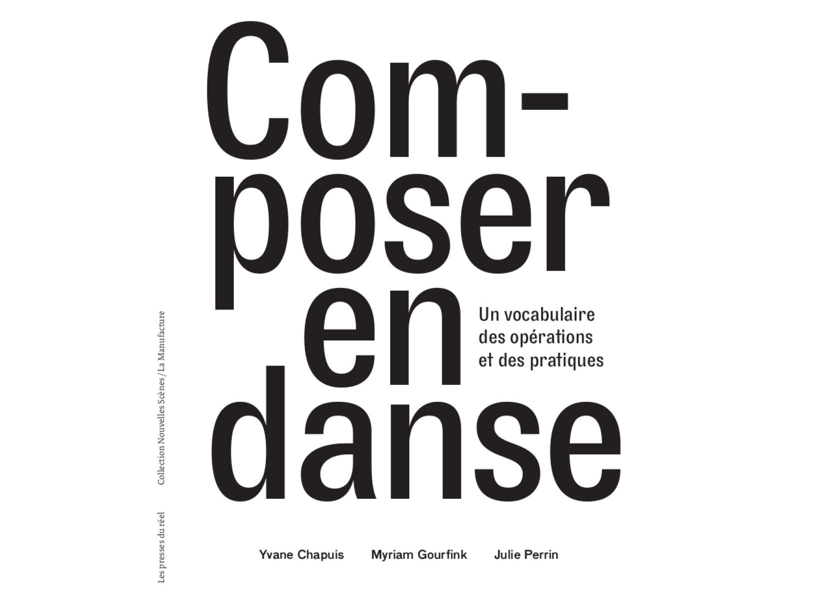 Composer en danse : Rencontre/discussion entre Myriam Gourfink, Yvane Chapuis et Julie Perrin et avec Cédric Chaory