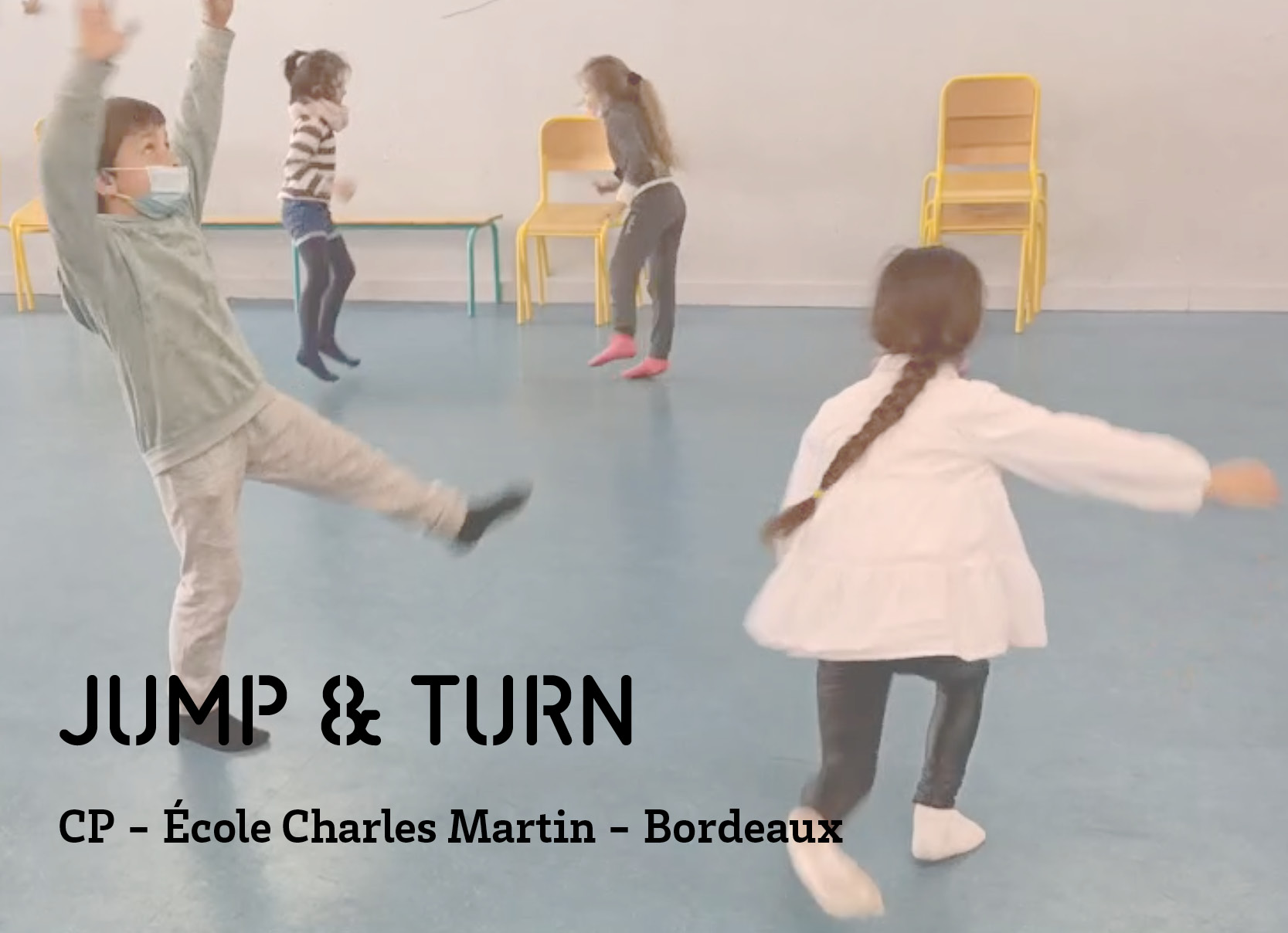 CP ecole Charles Martin Bordeaux