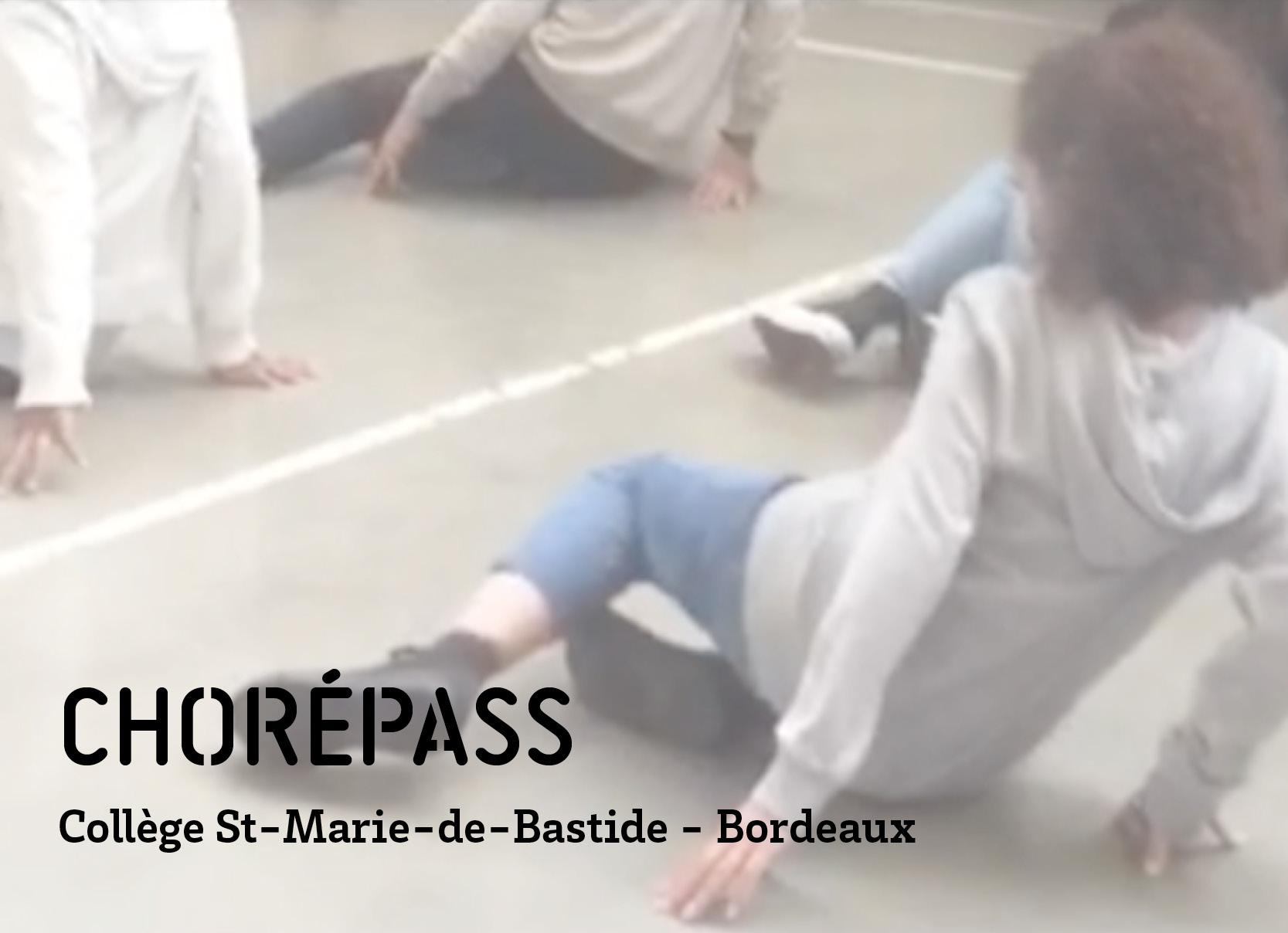 collège Ste Marie d Bastide