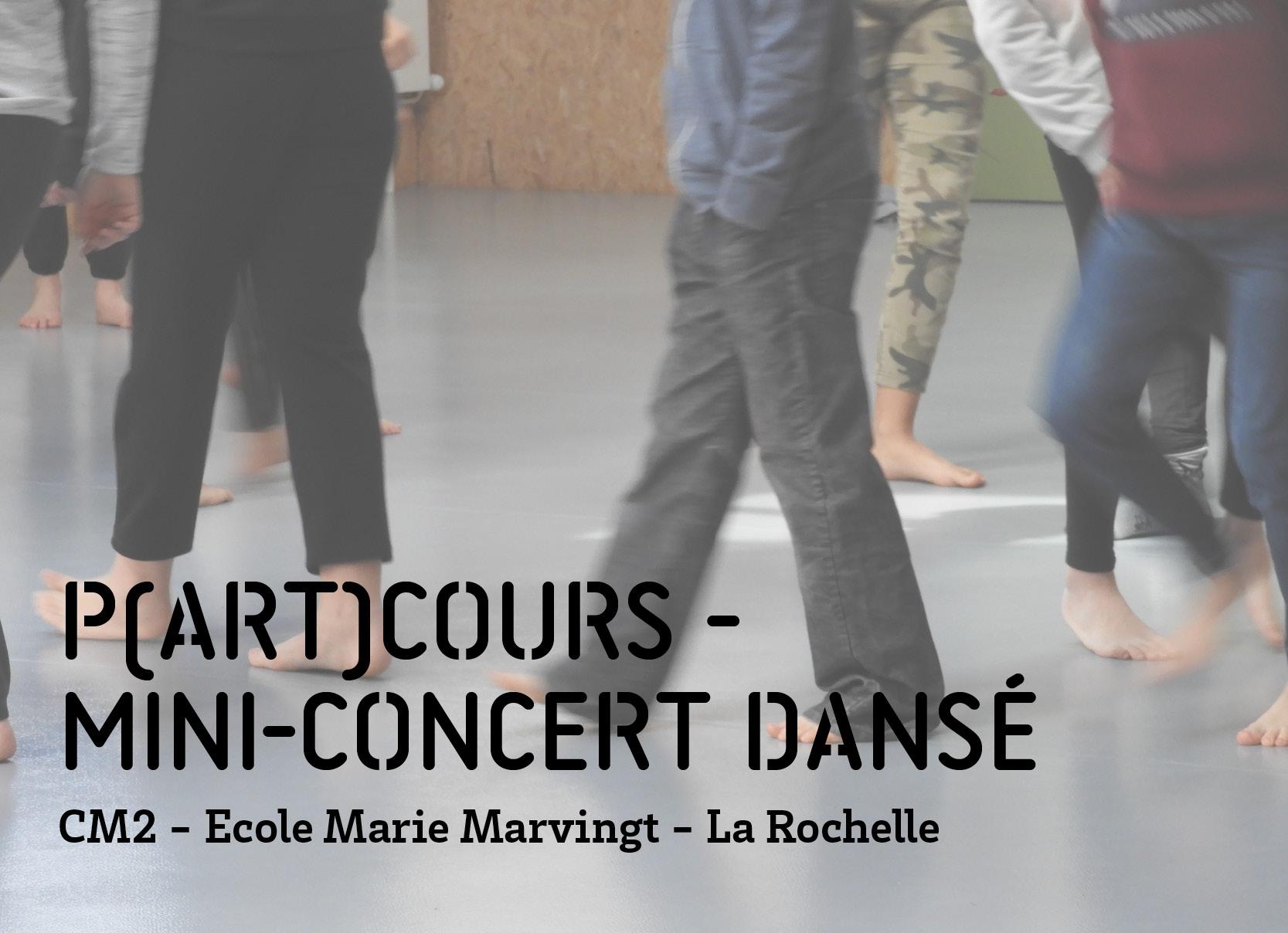 CM2 - Ecole Marie Marvingt - La Rochelle